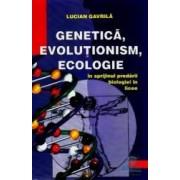 Genetica evolutionism ecologie - Lucian Gavrila