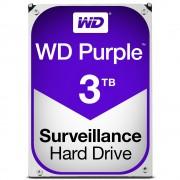 Western Digital WD Purple, 3.5', 3TB, SATA/600, 64MB cache