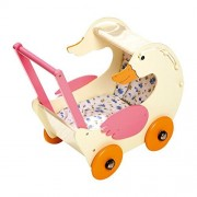 Small Foot Design 8757 Doll's Pram Gerda the Goose by small foot company