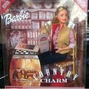 Barbie Country Charm Cracker Barrel Doll