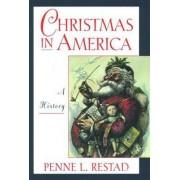 Christmas in America by Penne Lee Restad