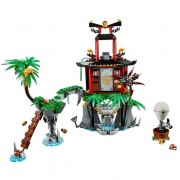 Ninjago - Tiger Widow eiland