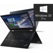 Laptop 2in1 Lenovo ThinkPad X1 Yoga Intel Core Skylake i7-6500U 512GB 8GB Win10 Pro WQHD IPS Fingerprint Touch 4G
