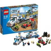 LEGO City Police - Helicóptero de transporte (60049)