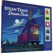 Steam Train, Dream Train Sound Book by Sherri Duskey Rinker
