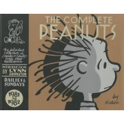The Complete Peanuts 1981-1982 by Charles M. Schulz