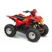 Quad enfant HY 150SX - HYTRACK - Rouge