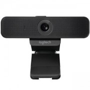 Уебкамера Logitech C925e, Full HD 1080p, USB 2.0, Черна, 960-001076