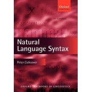 Natural Language Syntax by Peter W. Culicover