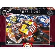 MotoGP - Puzzle de 200 piezas (Educa Borrás 15904)