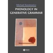 Phonology in Generative Grammar by Michael J. Kenstowicz
