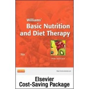 Nutrition Concepts Online for Williams' Basic Nutrition and Diet Therapy (Access Code and Textbook Package) by Staci Nix
