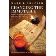 Changing the Immutable by Marc B. Shapiro