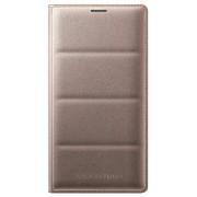 Samsung EF-WN910BEEGWW Galaxy Note 4 Flip Wallet (auriu)