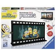 Ravensburger 11202 - Puzzle 3D, 108 pz, motivo: Pellicola Minions