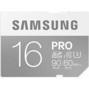Card de Memorie Samsung PRO SDHC 16GB Clasa 10 UHS-3