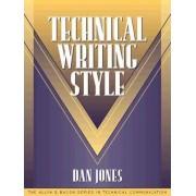 Technical Writing Style by Dan Jones