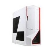 NZXT Phantom Big-Tower - White/Red - USB3