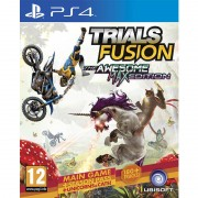 Joc consola Ubisoft Trials Fusion The Awesome Max Edition PS4