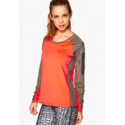 ONLY PLAY Mariette LS Training Fiery Coral XS