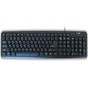 E-5050 USB YU crna tastatura