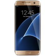 """Telefon mobil Samsung Galaxy S7 Edge G935, 5.5"""" QHD, Octa Core, 4GB RAM, 32GB, Gold"""