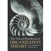 The Oxford Handbook of Organization Theory by Haridimos Tsoukas