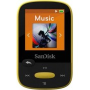 Mp3 Player SanDisk CLip Jam, 4GB, Radio FM (Negru/Galben)