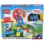 Mega Bloks - 10516U - Juego de construcción - Sodor Tomás en la Feria