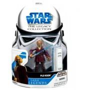 Hasbro - Figurine Star Wars Legacy Collection - Plo Koon 9cm - 0653569350903