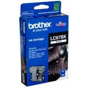 Original Brother LC67BK Black Ink Cartridge (LC-67BK)