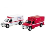 Diecast Ambulance (Sold Individually - Styles Vary)