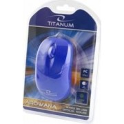 Mouse Esperanza TM109B Optic 1000DPI Albastru