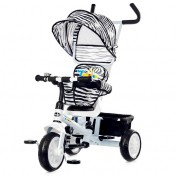 Tricikl Chipolino Twister zebra