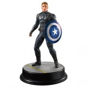 Dragon Models Captain America The Winter Soldier In Stealth Suit Special Version Action Hero Vignette Model Kit (1/9 Scale)