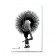 Libreta A4 Ballet Forever B - 204FBQGR-01 Quinta
