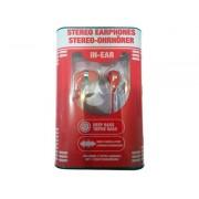 Slušalice stereo 54068 crvene