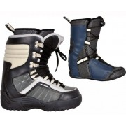 Boots snowboard Worker Demon