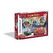 """Clementoni """"Cars"""" Maxi Puzzle (24 Piece), 26.77 x 19.90"""""""