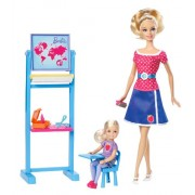 MATTEL Barbie I Can Be Playset c/Bambola Teacher (7/2013) Y4119