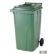 Külső hulladéktároló, 240 L - SZELEKTÍV ÜVEG