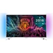 Televizor LED 124 cm Philips 49PUS6501/12 4K UHD Smart TV Ambilight Android