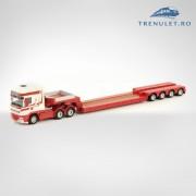 Tir SCANIA transport agabaritic, WSI 08-1086