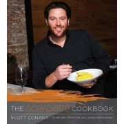 The Scarpetta Cookbook by S. Conant