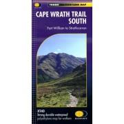 Wandelkaart Cape Wrath Trail South | Harvey Maps