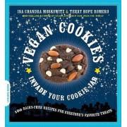Vegan Cookies Invade Your Cookie Jar by Isa Chandra Moskowitz