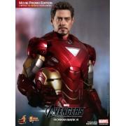 Hot Toys Movie Master Piece - The Avengers: Iron Man Mark VI Movie Promo Edition