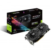 ROG Strix GeForce GTX 1050 Ti édition OC 4096 Mo Dual DVI/HDMI/DisplayPort - PCI Express (NVIDIA GeForce avec CUDA GTX 1050 Ti)