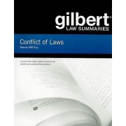 Gilbert Law Summaries on Conflict of Laws by Herma Kay