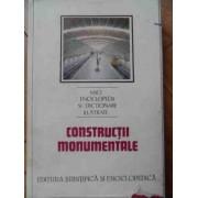 Constructii Monumentale - Dinu-teodor Constantinescu
